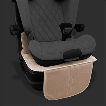Unter Sitzschoner -Bolder Kids - Leder Kindersitze handgefertigt